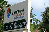 Campismo El Yunque de Baracoa