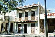Birth home of Carlos Manuel de Cespedes